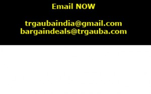 trgauba email id contact information