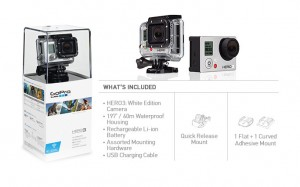 Buy GoPro Hero White Edition in India at lowest price