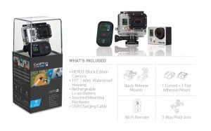 Buy GoPro Hero3 Black Edition at lwoest Price in India, GOPRO HERO3 + BLACK EDITION PRICE IN INDIA DELHI PALIKA BAZAR