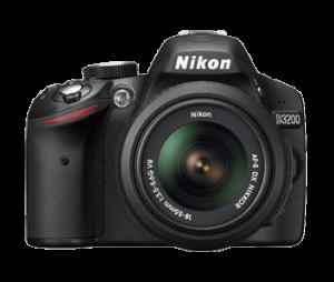Nikon D3200 price in india