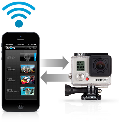GOPRO WIRELESS UPDATE