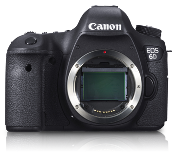 Canon 6d price in India - Canon camera dealers in Delhi - Canon 6d with 24-105 price in India