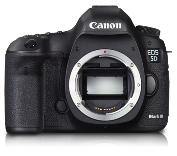canon 5d mark iii Price in India