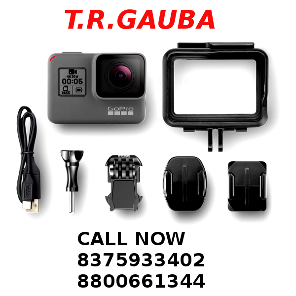 GOPRO HERO 6 BLACK PRICE IN INDIA - GOPRO HERO 6 SPECS
