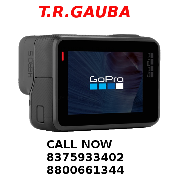 GOPRO HERO5 BLACK CAMERA - gopro india - buy gopro camera dealer