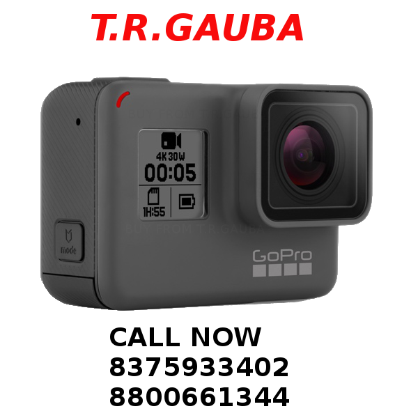 GOPRO HERO5 BLACK CAMERA - gopro india - gopro camera dealer